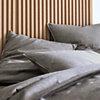 Drap housse coton bio et recyclé  Ressources BLANC DES VOSGES