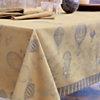 Lot de 4 serviettes de table Voyage  extraordinaire