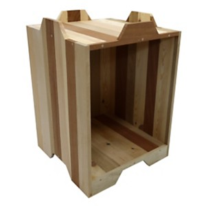 Module de rangement Lexi simple nature
