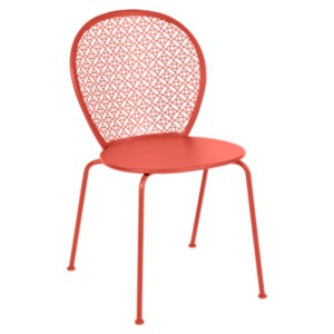Lot de 2 chaises Lorette FERMOB