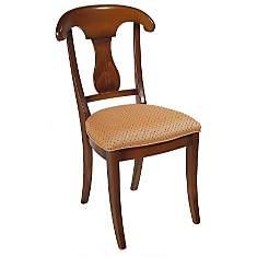 Le lot de 2 chaises dos palmette Guérand...