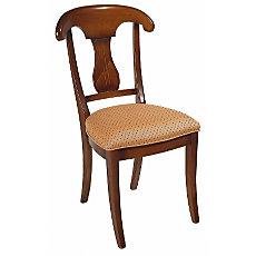 Le lot de 2 chaises dos palmette...