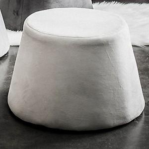 Pouf Waza blanc