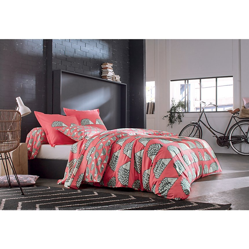 Taie d'oreiller percale Spike SCION  LIVING