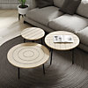 Table basse Ply 80, TEMA HOME