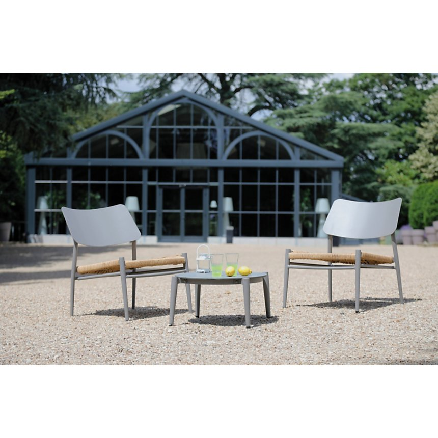 Lot de 4 Lounge Dublin Océo