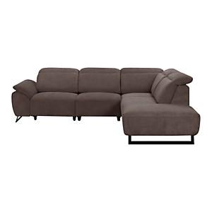 Canapé d'angle tissu Cody