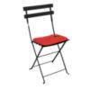 Galette pour chaise Bistro  Color Mix  FERMOB