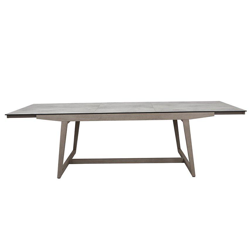 Table extensible Skaal en teck 200/300 X 105 CM SEL LES JARDINS
