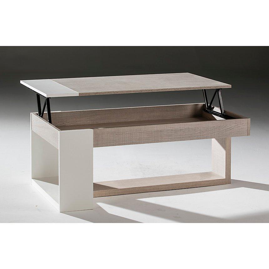 Table basse relevable Gisele
