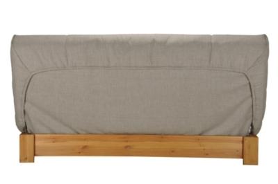 Banquette clic-clac Grand Bornand, matelas Bultex 14 cm