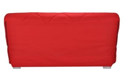 Banquette clic-clac Guethary, matelas ressorts 15 cm