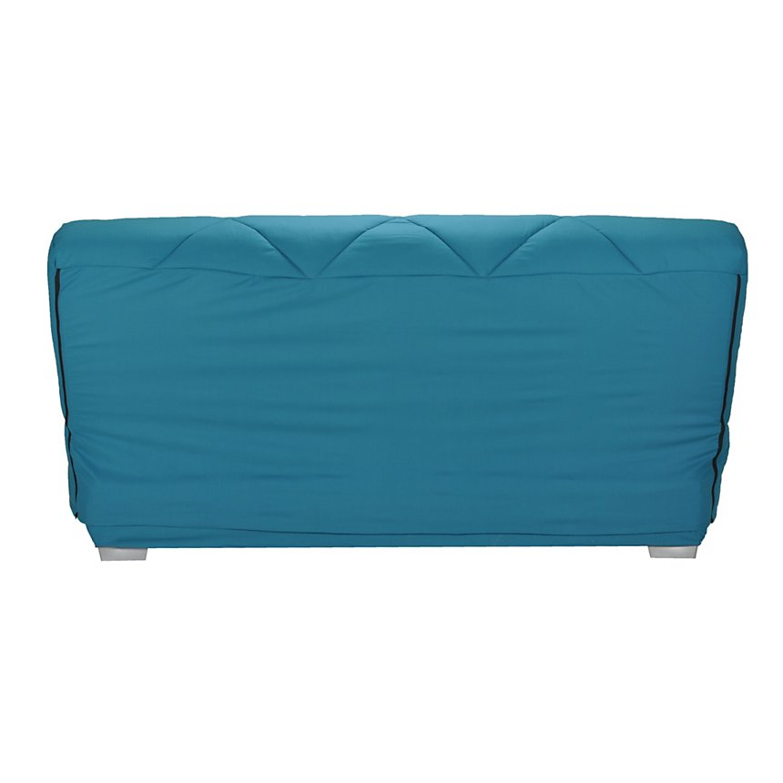 Banquette clic-clac Guethary, matelas ressorts 15 cm
