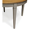 Table Embellie D115, 2 allonges
