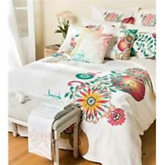 Parure de lit percale Essential Living