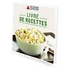 Autocuiseur SEB CLIPSO MINUT' PERFECT 6 L + livre de recettes