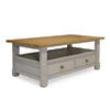 Table basse 2 tiroirs Embellie