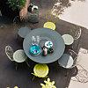 Table FERMOB Montmartre diamètre 117cm