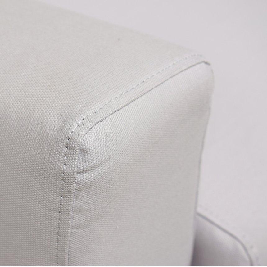 Canapé convertible tissu coton Prima