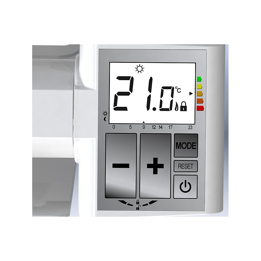 Radiateur à fluide ACOVA Taïga LCD