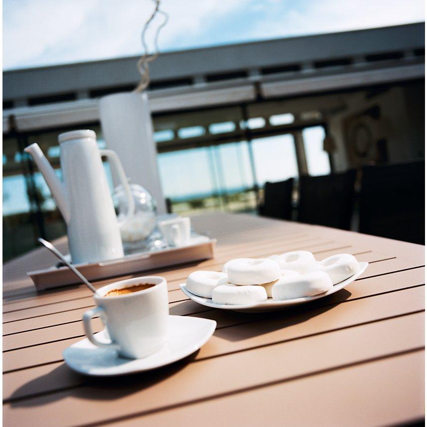 Table à allonge FERMOB Costa 160/240  x 90 cm