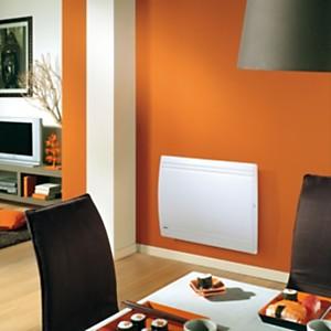 Radiateur à chaleur douce Actifonte horizontal connecté avec Netatmo NOIROT