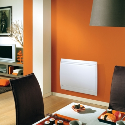 Radiateur à chaleur douce Actifonte   horizontal Smart ECOControl NOIROT