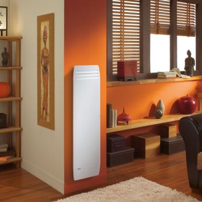 Radiateur à chaleur douce Actifonte  vertical Smart EcoControl Noirot