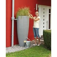 Kit récupérateur d'eau 2 en 1,  300 litr...