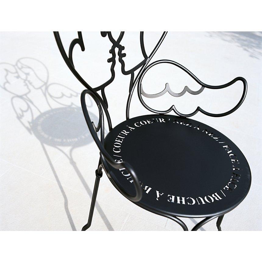 Chaise FERMOB ANGE,  coloris au choix