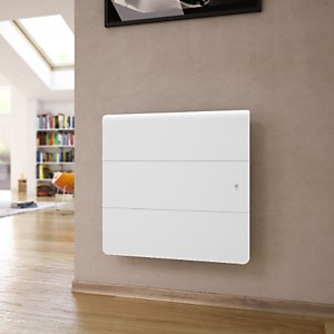 Radiateur Axiom vertical fonte active  Smart ECOControl NOIROT