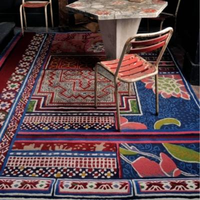 tapis baya toulemonde bochart. Black Bedroom Furniture Sets. Home Design Ideas