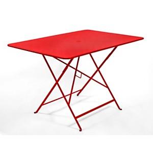 Ensemble table pliante et 4 chaises  Bistro FERMOB