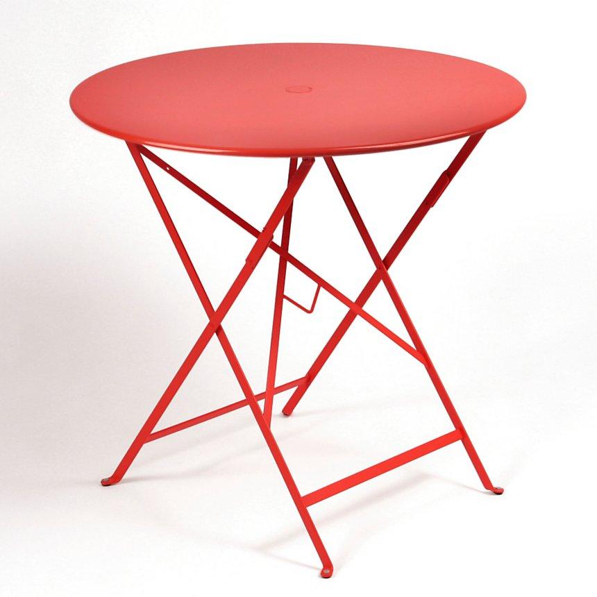 Table pliante FERMOB Bistro,  2/4 personnes