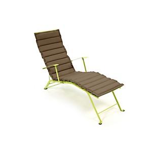 Lot de 2 coussins chaise longue FERMOB