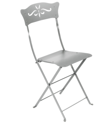 Lot de 2 chaises pliantes FERMOB  Bagatelle