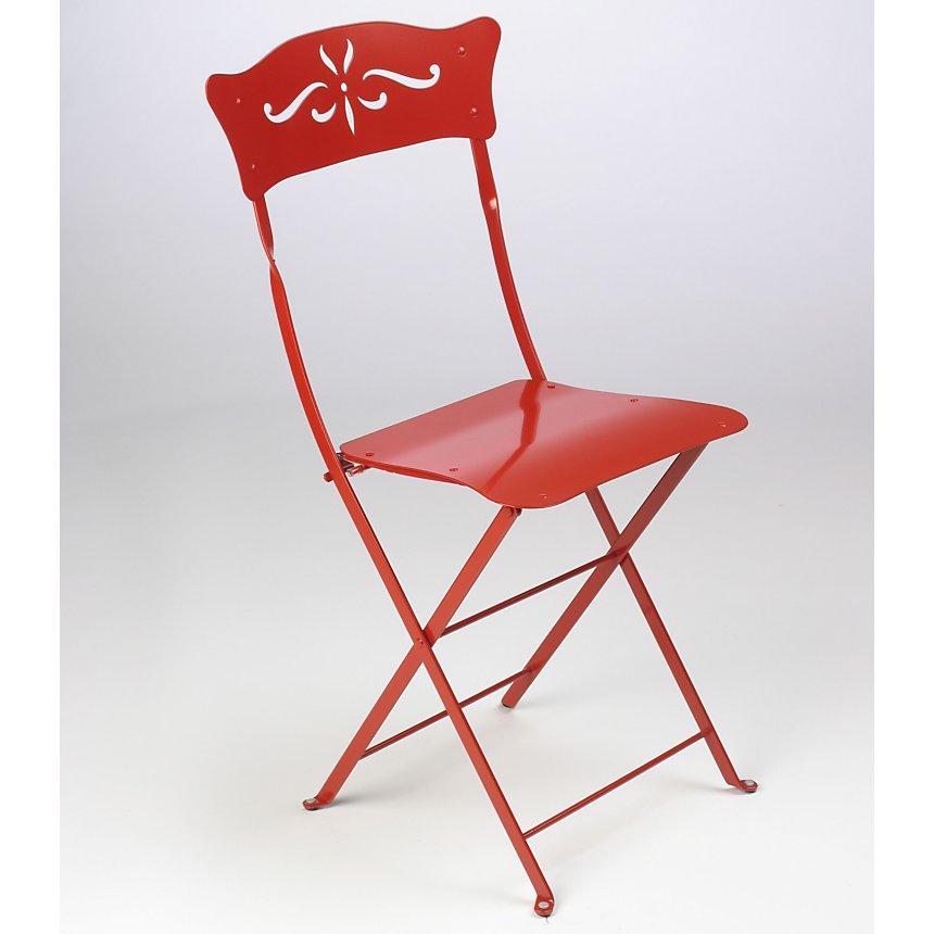 Lot de 2 chaises pliantes FERMOB  Bagatelle