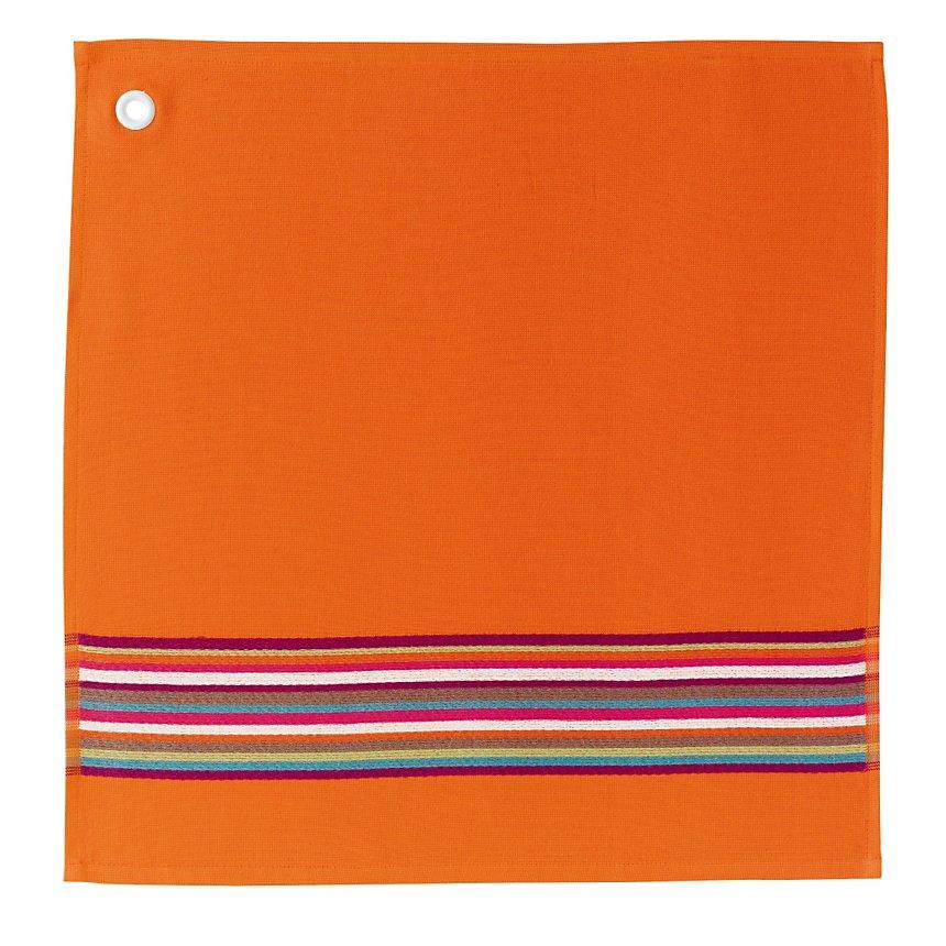Essuie mains Bahia WINKLER, orange