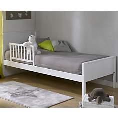 A SAISIR : Barrière de lit 120 cm blanc