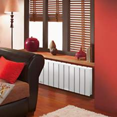 Radiateur Bellagio plinthe Smart  ECOCon...