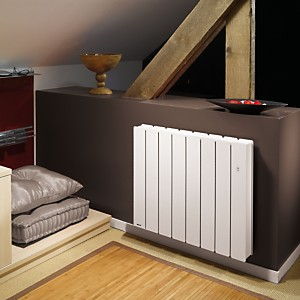 Radiateur Bellagio horizontal Smart  ECOControl NOIROT