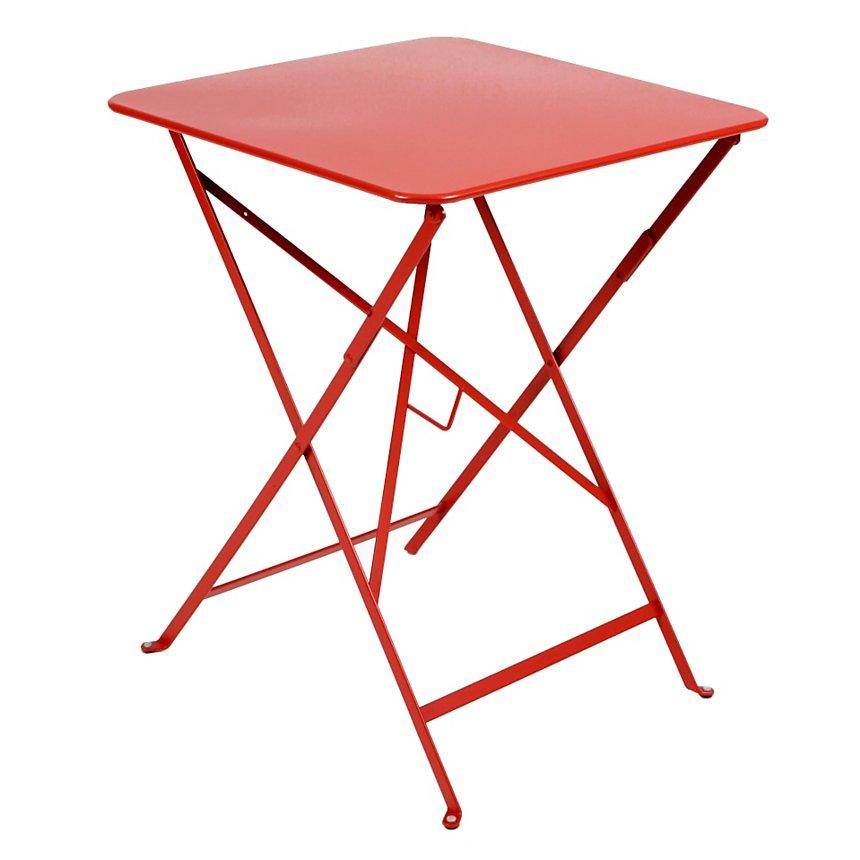 Table pliante FERMOB Bistro, 2 personnes