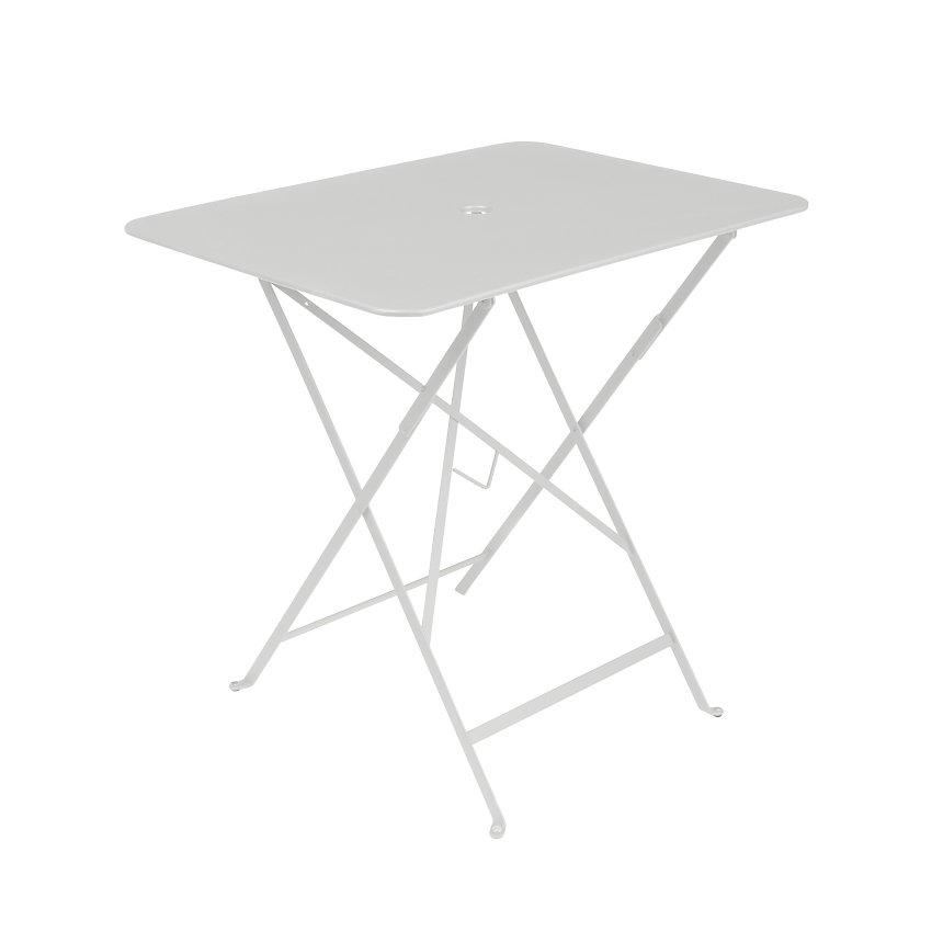 Table pliante rectangulaire FERMOB  BISTRO 77 x 57 cm, coloris au choix