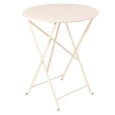 Table pliante ronde FERMOB Bistr...