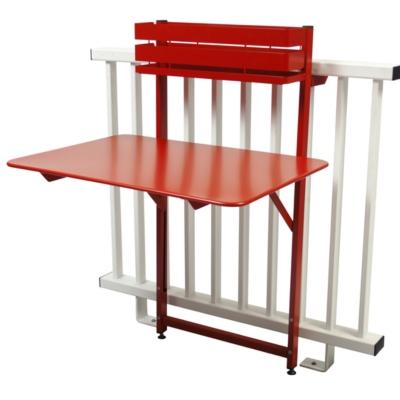 Table rabattable fermob bistro balcon - Table ronde de balcon ...