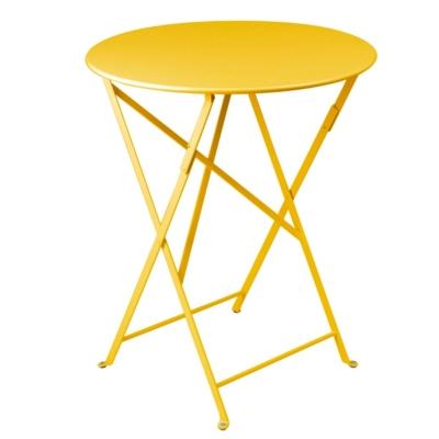 Table pliante ronde FERMOB Bistro,  2 personnes
