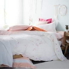 Parure de lit percale Boho ESSIX HOME