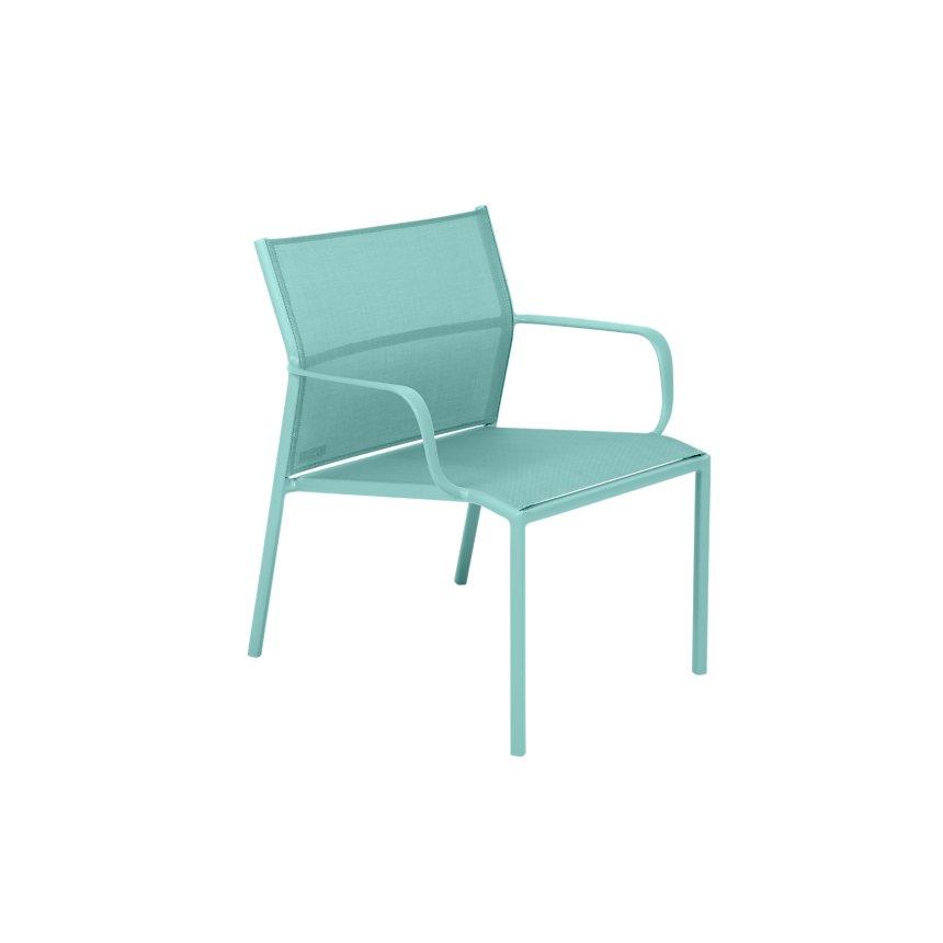 Lot de 2 fauteuils bas Cadiz FERMOB