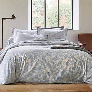 Taie percale Camouflage BLANC DES VOSGES, Platine
