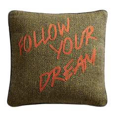 Coussin Follow Your Dream LOUNGE FABRICS